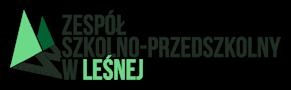 Zespół Szkolno Przedszkolny w Leśnej Logo